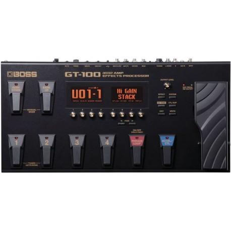 GT-100 Guitar Effects Processor