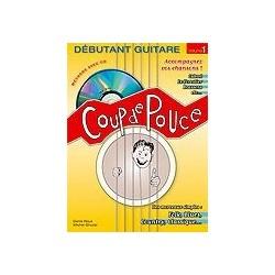 Guitare Débutant V.1 + CD