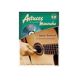 Astuces Guitare Manouche 2 + CD