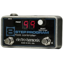 8-Step Foot Controller