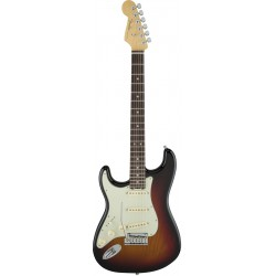 American ELITE Stratocaster LH Rosewood 3TSB