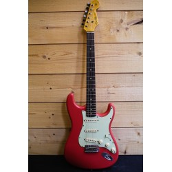 "62 Stratocaster Journeyman"" Fiesta Red"""