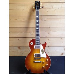 Les Paul Standard VOS Gibson CS9 50s Style Sunrise Tea Burst