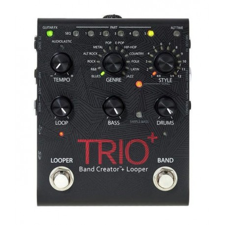 TRIO+ Band Creator & Looper