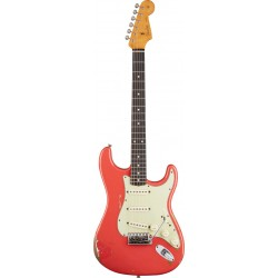 Stratocaster Gary Moore Fiesta Red