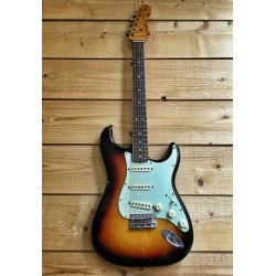 2016 Limited NAMM 64 Relic Stratocaster Faded 3 TS