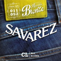 Savarez Acoustic Bronze 11-52