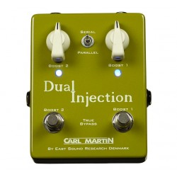 DUAL INJECTION DOUBLE BOOST VINTAGE SERIES