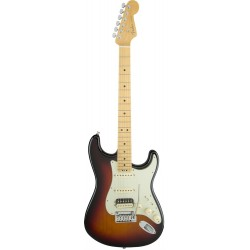 American ELITE Stratocaster HSS SHAW MN 3TSB