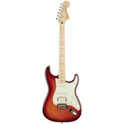Deluxe Stratocaster HSS Maple Fingerboard Tobacco Sunburst