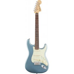 Deluxe Roadhouse Stratocaster RW Ice Blue Metalli