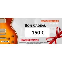 Bon Cadeau 150 euros