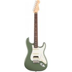 American Pro Stratocaster HSS Shawbucker RW Antiq