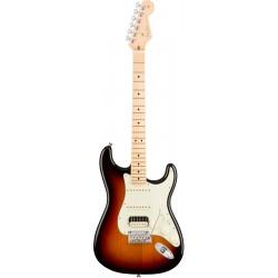 American Pro Stratocaster HSS Shawbucker MN 3-Color SB