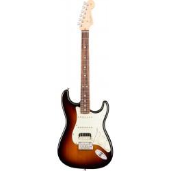 American Pro Stratocaster HSS Shawbucker RW 3-Color SB