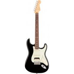American Pro Stratocaster HSS Shawbucker RW Black