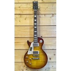 LEFTY Standard Historic 1958 Les Paul Reissue LH VOS Iced Tea