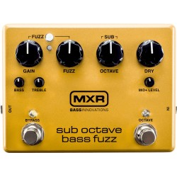 Sub Octave Bass Fuzz