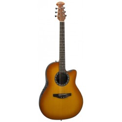 AB24-HB Balladeer Mid Cutaway Honey Burst