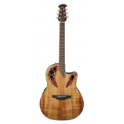 CE44P-FKOA Celebrity Elite Plus Mid Cutaway
