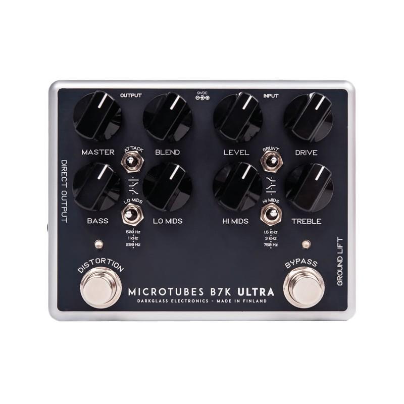 darkglass microtubes b7k ultra effets guitare basse. Black Bedroom Furniture Sets. Home Design Ideas