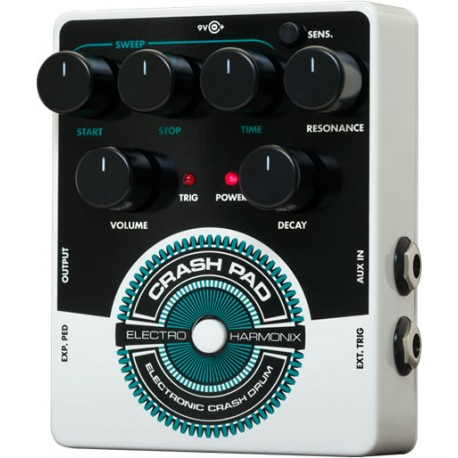 electro harmonix crash pad effets guitare basse synth. Black Bedroom Furniture Sets. Home Design Ideas