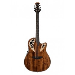 Ovation C2078AXP-KOA Elite Plus Deep Contour Cutawa