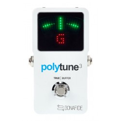 TC Electronic Polytune V3 Accordeur-Buffer