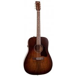 Art et Lutherie Guitare Electro Acoustique Americana Bourbon Burst QIT