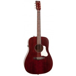 Art et Lutherie Guitare Electro Acoustique Americana Tennessee Red QIT
