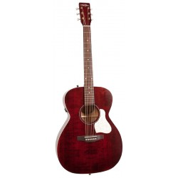 Art et lutherie Guitare Electro Acoustique Legacy Tennessee Red QIT