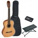 Pack Alba 4/4 Guitare Classique Adulte