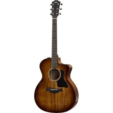 Taylor Guitare Acoustique 224ce Deluxe Koa Grand Auditorium