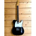 60 Telecaster Custom Black Journeyman Relic