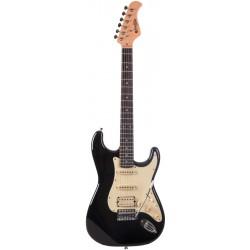 Prodipe Guitars ST-83 RA Black