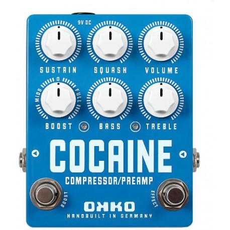 Okko Cocaine Compressor & Preamp