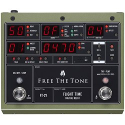 Free The Tone FT-2Y Flight Time
