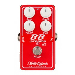 Xotic BB PREAMP Andy Timmons Edition Limitée