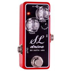 Xotic SL DRIVE RED Edition Limitée