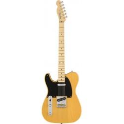 Fender American Original 50s Telecaster MN LH Butterscotch