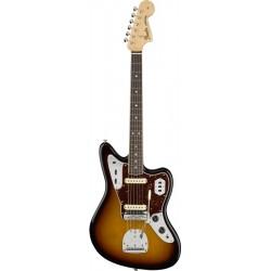 Fender American Original 60s Jaguar RW 3-Color Sunburst