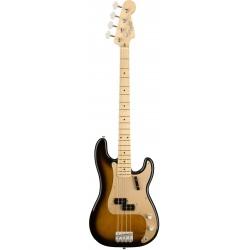 American Original 50s Precision Bass MN 2-Color Sunburst