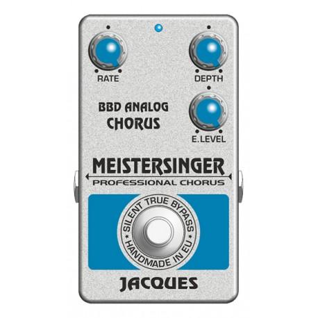 jacques meistersinger v3 effets guitare basse chorus. Black Bedroom Furniture Sets. Home Design Ideas