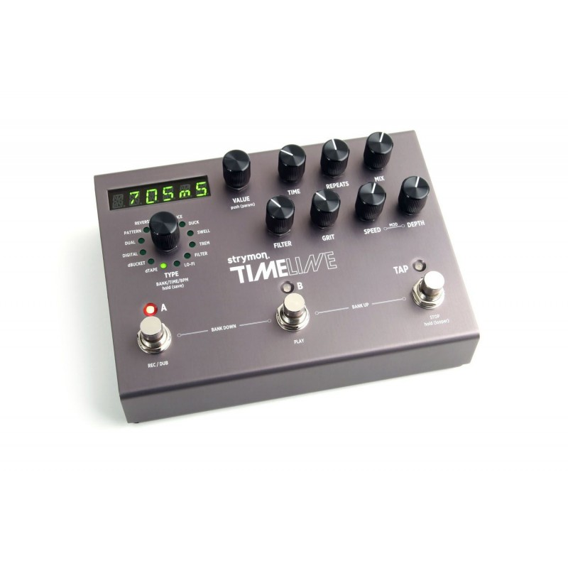 strymon timeline effets guitare basse delay effect. Black Bedroom Furniture Sets. Home Design Ideas