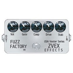 Fuzz Factory USA Vexter