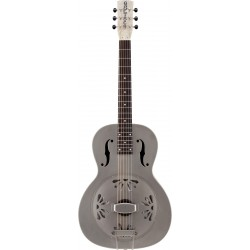 G9201 Honey Dipper Metal Resonator Guitar V Neck