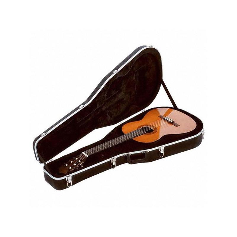 Gator etui abs deluxe pour guitare acoustique for Housse guitare acoustique