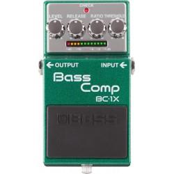 BC-1X Bass Comp - Pédale Compresseur