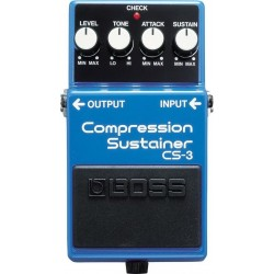 CS-3 Compression Sustainer - Pédale Compresseur