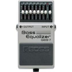 GEB-7 Bass equalizer - Equalizer & Boost
